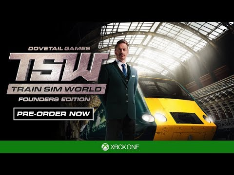 Train Sim World: Founders Edition Launch Stream! thumbnail