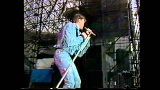 PAUL YOUNG - IN THE LONG RUN   Live Milano 17 Maggio 1987