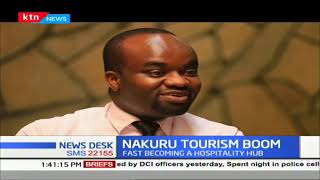 Nakuru town slowly edging out other towns as a popular tourist destination