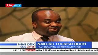 Nakuru town slowly edging out other towns as a popular tourist destination