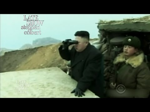 Kim Jong-Un Isn't Impressed With Trump's 'Armada'