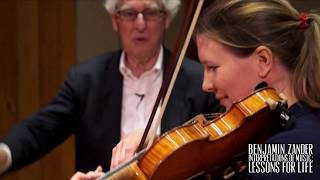 Interpretation Class: Bach - Partita No. 2, Allemande and Sarabande