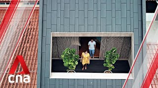 How this Singaporean homeowner tore down and rebuilt his childhood home | Remarkable Living