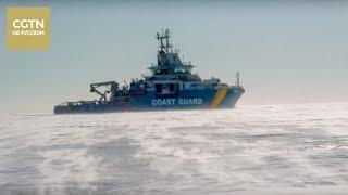 Северный полюс Серия 5 Морской путь через льды Часть 1