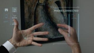 MetaPro Space Glasses... Like Google Glass on Crack!