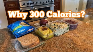 Why 300 Calories?