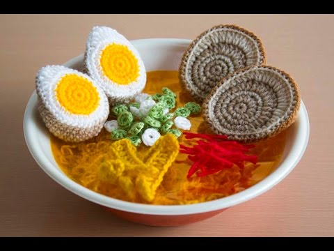 How to Knit a Bowl of Ramen