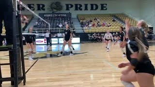 Riney leads Bentonville to sweep of Van Buren