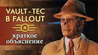 Vault-Tec в Fallout – быстрое объяснение