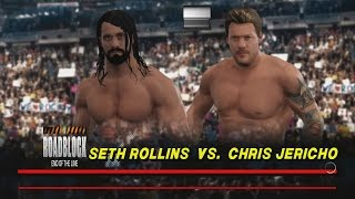 WWE Roadblock End Of The Line 2016 Predictions Seth Rollins vs Chris Jericho