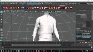 Part 09 - Tweaking the Cloth Settings