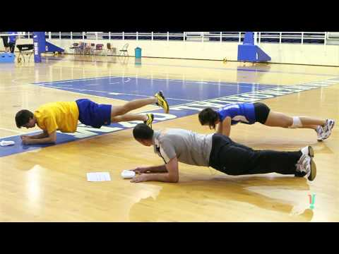 Preview video Level 3 - 2012 Volleyball Champions Program | Prehab and Conditioning Warmup