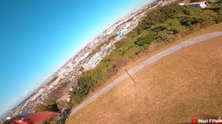 U199 4Inch FPV Drone FreeStyle Flight/FliterTest&sound test