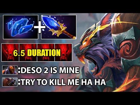 CRAZY Ursa Aghanim Shard + Aghanim Scepter vs Anti-Mage Desolator 2 Epic Battle Gameplay Dota 2