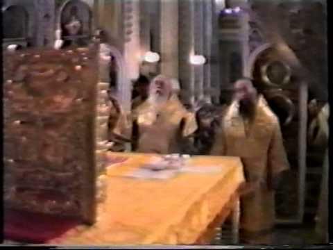 1000 летие Крещения Руси в Одессе 1988