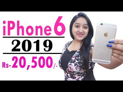IPhone 6(2019) Quick Review
