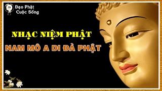 NHẠC NIỆM PHẬT NGỦ RẤT NGON | Tiêu Tai Nghiệp Chướng | Bình An   Nam Mô A Di Đà Phật ☯7
