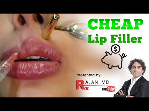 Lip Lips Restylane Juvederm Kylie Botox Video