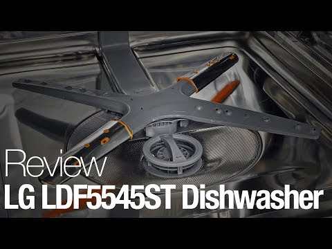 LG LDF5545 Dishwasher Review (updated)