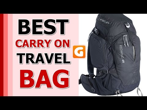 Kelty Redwing 44 2016 Carry On Travel Bag Review