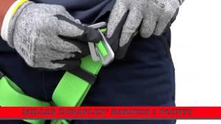 Szelki MILLER Duraflex 2P - instrukcja zakładania