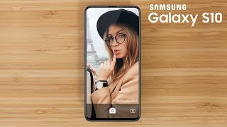 Galaxy S10 - Will It Be All Screen? Sound On Display Technology