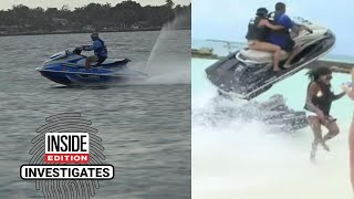 Why Riding a Jet Ski Can Be Dangerous
