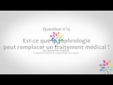 Est-ce que la sophrologie peut remplacer un traitement médical ?