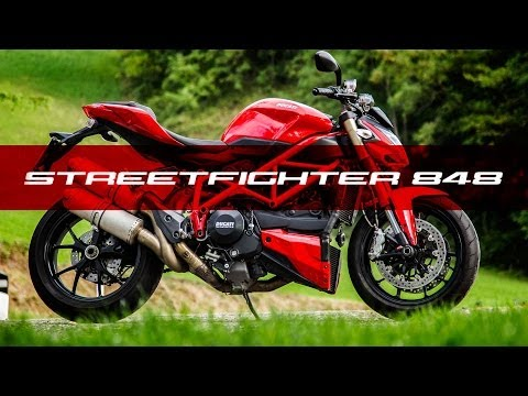 Ducati Streetfighter 848 - MotoGeo Review