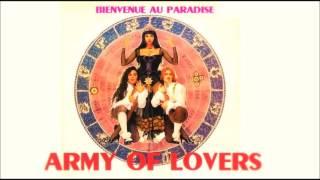 ARMY OF LOVERS - Bienvenue Au Paradise (1990)