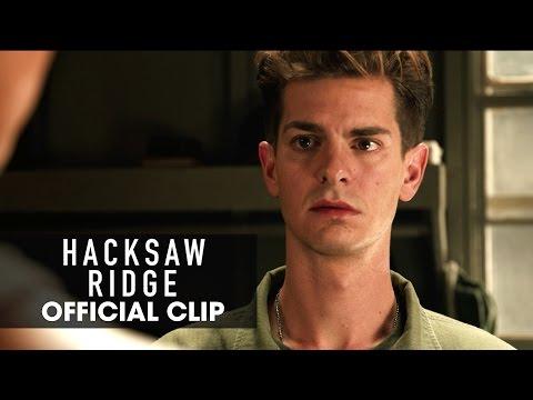 New Movie Clip for Hacksaw Ridge
