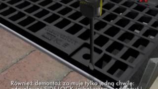 HAURATON system mocowania SIDE LOCK 2017