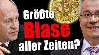 """""""Der Bitcoin ist komplett wertlos!"""" – der große Bitcoin-Streit // Mission Money"""