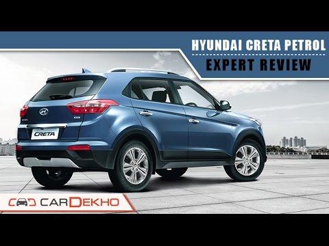 Hyundai Creta | Expert Review | CarDekho.com