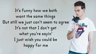 James TW - Happy For Me (Lyrics)