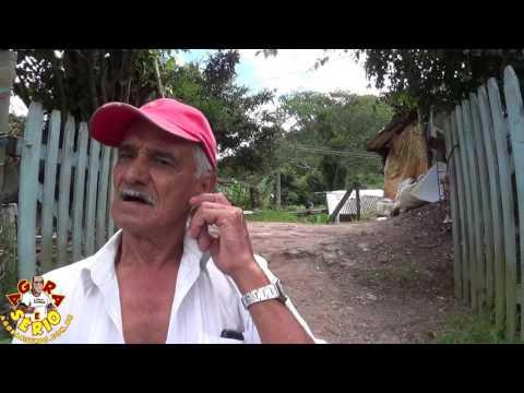 Sr Augusto diz : Se derrubarem a minha casa , não tenho pra onde ir !!!