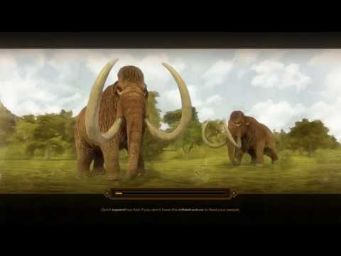 Let's Try: Dawn of Man - Stone Age Survival Village-Building Game