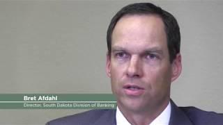 Commissioner Perspectives 2018: Bret Afdahl, South Dakota Division of Banking