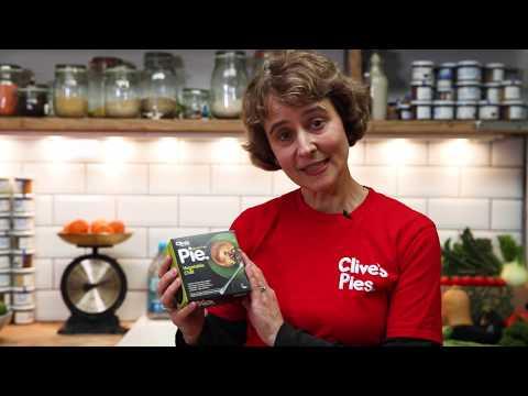 Mexican Chilli Pie, Gluten Free, Organic, Clive's (235g)