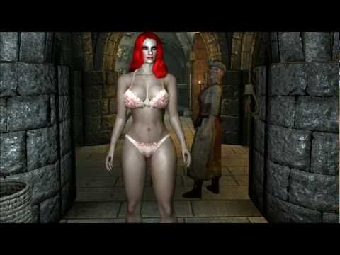 Oblivion Sexy Clothing Mods 85