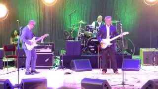 """Eric Clapton """"Gin House Blues"""" feat. Andy Fairweather Low @ Wormsley Estate Stokenchurch 25/07/2015"""