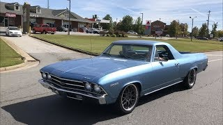 Finnegan's Garage Ep.54: Surprise Paintjob and Six-Speed for My Wife's El Camino