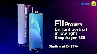 Oppo F11 Pro - 25000 Main Snapdragon 855?? Specifications & Launch Date in India!!