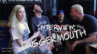Daggermouth - Dadding For Grown Up Dudes, Wrestling & The Traditional Floor S***