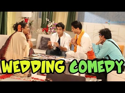 Rumm Pumm Po's silent wedding comedy