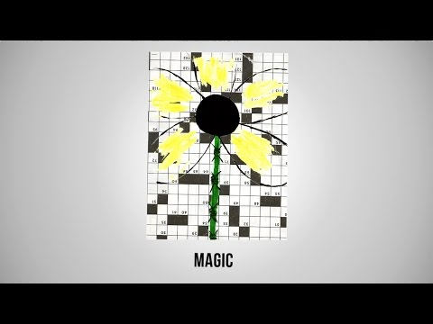 Magic Lyric Video