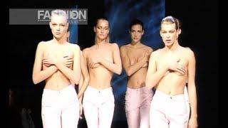 GIANFRANCO FERRE' Spring Summer 1997 Milan - Fashion Channel