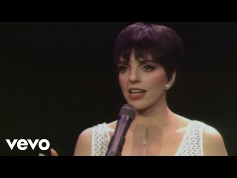 Liza Minnelli - Sorry I Asked (Live From Radio City Music Hall, 1992)