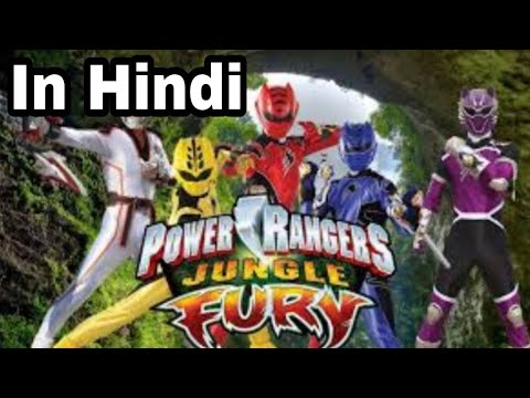 power rangers jungle fury in hindi episode 4