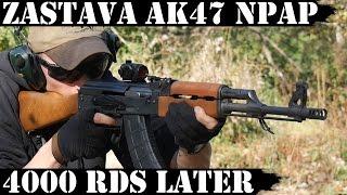 Zastava AK47 NPAP 4000rds Later Parts MIA